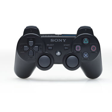 contoller sony ps3 black